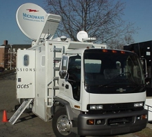 Production/Uplink vehicle